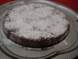 Gâteau au chocolat sans beurre dans Gâteaux dscf4729-300x225